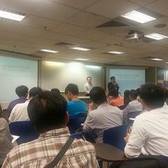 Photo taken at Hong Kong Productivity Council 生產力局 by Hauser on 7/3/2014