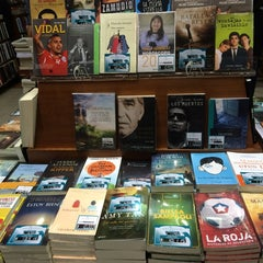 Photo taken at Antártica Libros by Alejandro D. on 5/12/2014