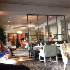 Photo taken at PostScript at The Madison Hotel by Francis K. on 6/4/2014