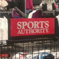 Photo taken at Sports Authority by Ed G. on 12/1/2012