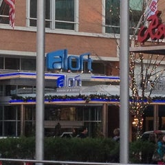 Photo taken at Aloft Washington National Harbor by Tony B. on 12/8/2012