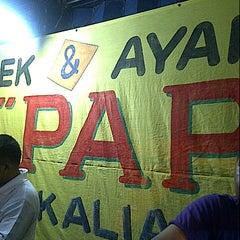 Photo taken at Bebek Papin by Yeni R. on 9/15/2012