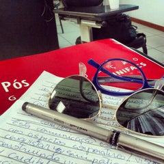 Photo taken at UNIFACS - Universidade Salvador by Jamile B. on 2/2/2013