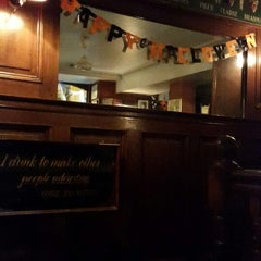 Photo taken at The Cricketer by Cinnamon R. on 10/29/2015
