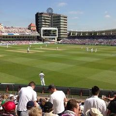Photo taken at Trent Bridge Cricket Ground by lee on 7/11/2013