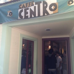 Photo taken at Caffe Centro by Moonjoo P. on 10/29/2012