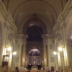 Photo taken at Cattedrale di San Pietro by Antonio G. on 10/14/2012