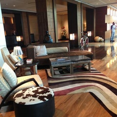 Photo taken at The Highland Dallas, Curio Collection by Hilton by Kimberly H. on 4/29/2013
