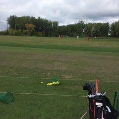 Photo taken at Club de golf La Prairie by Paul T. on 9/22/2014