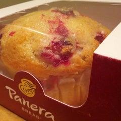 Photo taken at Panera Bread by Daniel X. on 10/27/2012