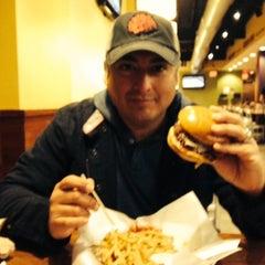 Photo taken at Burger Boss by RickyRicardo C. on 3/30/2014