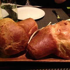 Photo taken at BLT Steak by Maria N. on 10/12/2012