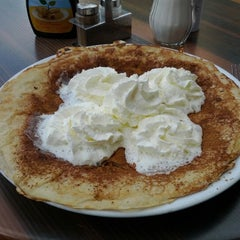 Photo taken at The Pancake Corner by Ata A. on 9/15/2012