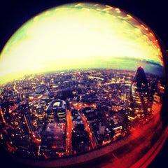 Photo taken at Heron Tower by Jennifer H. on 12/15/2012