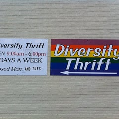 Photo taken at Diversity Thrift by Gabriel M. on 4/30/2014