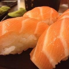 Photo taken at Restaurante Japonés Fuji by Berto on 2/25/2014