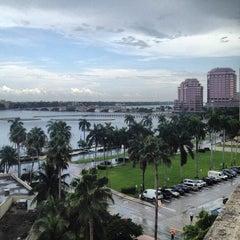 Photo taken at West Palm Beach by Kurt P. on 7/28/2013