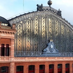 Photo taken at Estación de Madrid-Puerta de Atocha by Javier A. on 5/17/2013