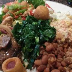 Photo taken at Oliveira's Steakhouse by Brenda B. on 1/17/2015