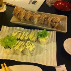 Photo taken at sushi-ya by Irvan e. on 7/7/2015