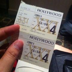 Photo taken at Hollywood XXI by Irvan e. on 7/23/2015