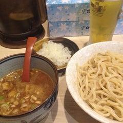 Photo taken at 麺場 風天 by Hiroshixyz T. on 2/9/2013