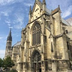 Photo taken at Reims by Nikita A. on 8/8/2015