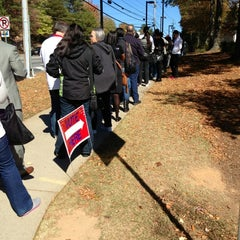 Photo taken at Fulton County North Annex Service Center by Ron S. on 11/1/2012