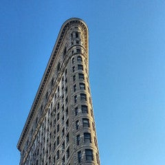 Photo taken at Flatiron Building by Al M. on 5/13/2013