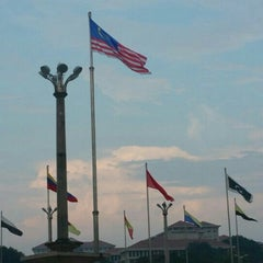 Photo taken at Putrajaya by Manashree P. on 7/25/2015