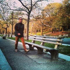 Photo taken at Riverside Park by Siraphob R. on 4/30/2013