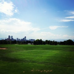 Photo taken at City Park Golf Course by Brandon J. on 8/14/2013