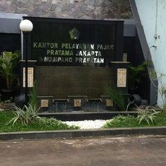 Photo taken at KPP Pratama Jkt Mampang Prapatan by Wahyu W. on 12/4/2012