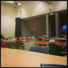 Photo taken at De Therminal, UGent by Arnaud V. on 2/1/2013
