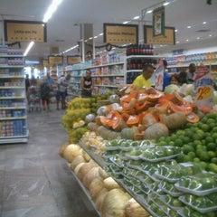 Photo taken at Supermercados Líder & Magazan by André F. on 12/30/2012