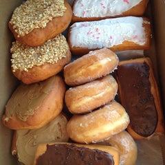 Photo taken at Pat's Donuts & Kreme Inc by Trina Beana on 3/7/2015