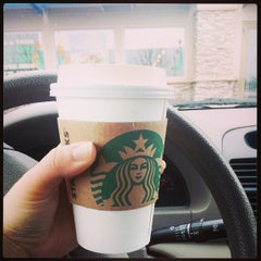 Photo taken at Starbucks by Chelsea W. on 3/15/2013