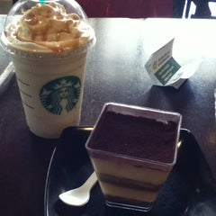 Photo taken at Starbucks by Sarah M. on 2/9/2013