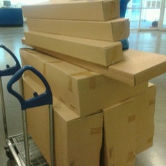Photo taken at IKEA Paramus by Julia F. on 10/13/2012