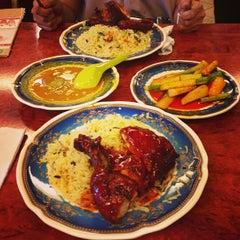 Photo taken at Restoran Mahbub by Ash S. on 4/11/2013
