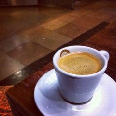Photo taken at Café Caliente by Marcelo D. on 10/16/2012