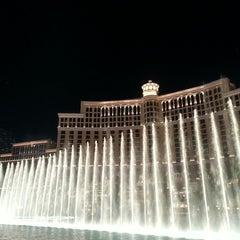 Photo taken at Bellagio Hotel & Casino by Tyler W. on 4/23/2013