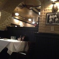 Photo taken at Majors Steak House by Valerie D. on 11/25/2012