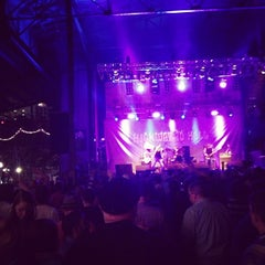 Photo taken at Jannus Live by Ashley W. on 12/8/2012