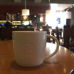 Photo taken at Starbucks Coffee 奈良西大寺駅前店 by Yoshikazu I. on 1/12/2016