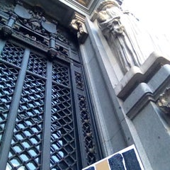 Photo taken at Instituto Cervantes by Maria del Pilar D. on 6/26/2015