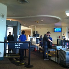 Photo taken at San Luis Obispo County Regional Airport (SBP) by Joseph Michael S. on 12/24/2012