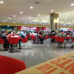 Photo taken at Dolmen Mall Clifton by Saqib L. on 6/2/2013