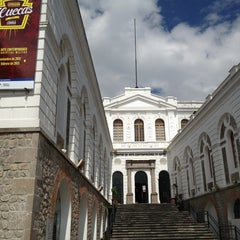 Photo taken at Museo de Arte Contemporaneo by JhonathanD on 2/3/2013