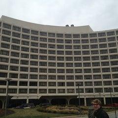 Photo taken at Washington Hilton by Daniella S. on 3/24/2013